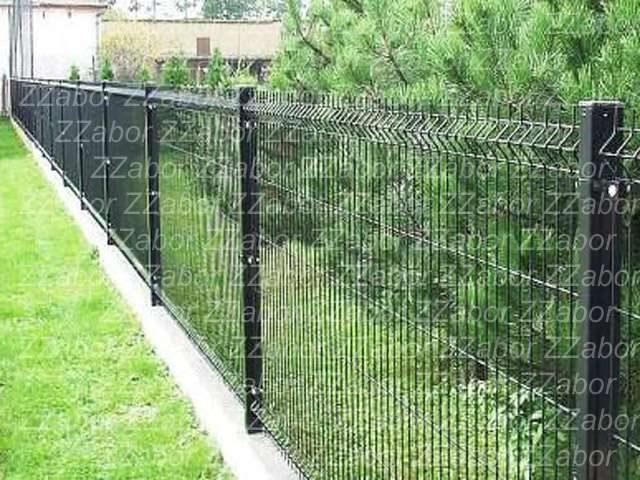 Апраксин, 3Д сетка черного цвета, ворота, калитка, Цена 41560 рублей